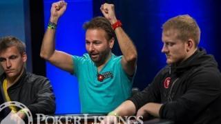 Daniel Negreanu2013 WSOP Europe