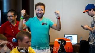 Daniel Negreanu2013 WSOP EuropeEV0725K NLH High RollerFinal TableGiron8JG3162