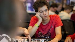 Dominik Nitsche2013 WSOP EuropeEV0710K NLH Main EventDay 2Giron8JG2211