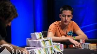 Heads UpFabrice SoulierAdrian Mateos2013 WSOP EuropeEV0725K NLH High RollerFinal TableGiron8JG3648