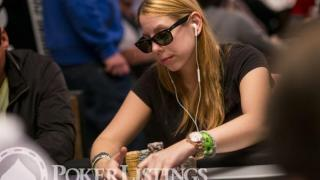Loni Harwood 2013 WSOP Europe
