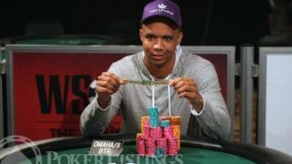 Phil Ivey 10e WSOP bracelet