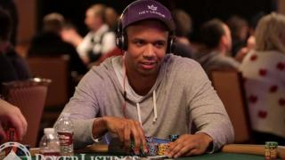 Phil Ivey WSOP Main Event
