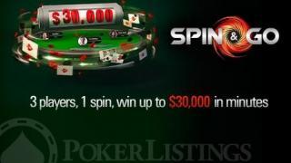 PokerStars Spin en Go