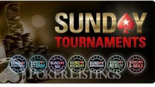PokerStars Sunday Majors4