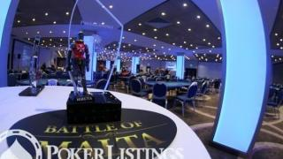 Pokerlistings Battle of Malta 2014