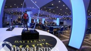 Pokerlistings Battle of Malta