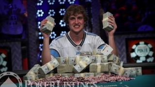 Ryan Riess Wins WSOP Main Event 2013