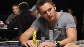 Titan poker pro Sam Trickett