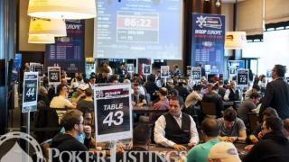 WSOP Main Event 2013