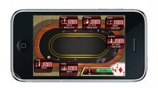mobiele poker applicaties