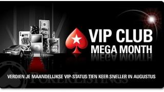 pokerstars vip club mega month