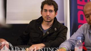 Steven Silverman2013 WSOP EuropeEV052K NLHDay 1Giron8JG0535