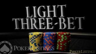 light 3 bet