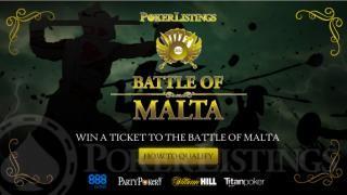 Battle of Malta qualifiers