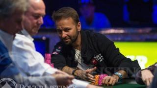 Daniel Negreanu Poker Hall of Fame