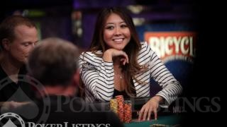 Maria Ho WSOP 2014
