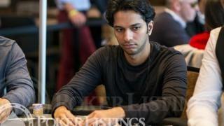 Moshin Charania2013 WSOP EuropeEV063K PLO Mixed MaxFinal TableGiron8JG1515