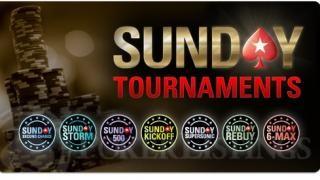 PokerStars Sunday Majors3