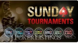 PokerStars Sunday Majors4