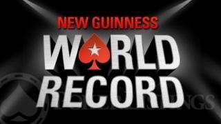 PokerStars World Record2