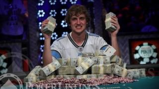 Ryan Riess Wins WSOP Main Event 2013