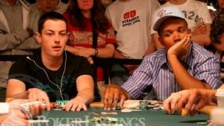 Tom Dwan en Phil Ivey