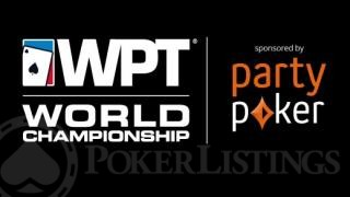 WPT Championships Party Poker