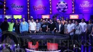 WSOP 2014 donaties goede doelen