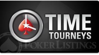 pokerstars time tourneys