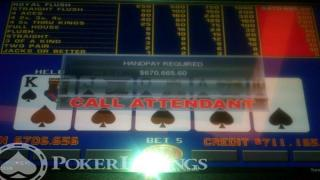 huck seed video poker