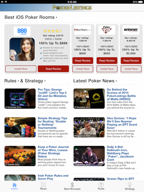 all in poker guide