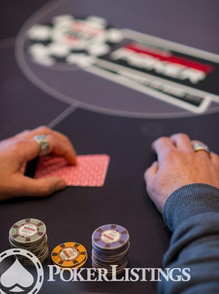 Poker hoeveel chips